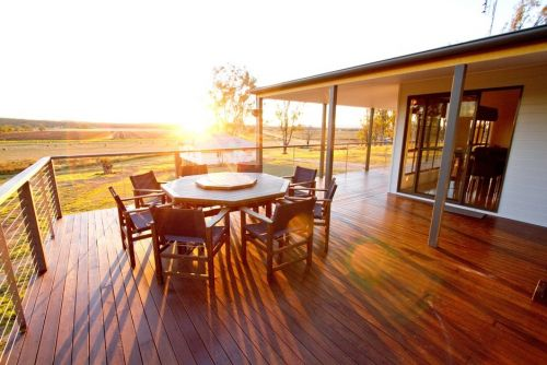 Stockton Rise Country Retreat - Accommodation Cooktown