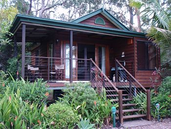 Lake Weyba Cottages Noosa - Accommodation Cooktown