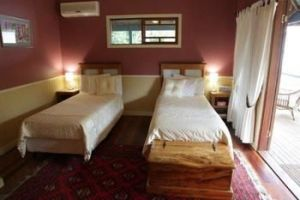 Eumundi Gridley Homestead BampB - Accommodation Cooktown