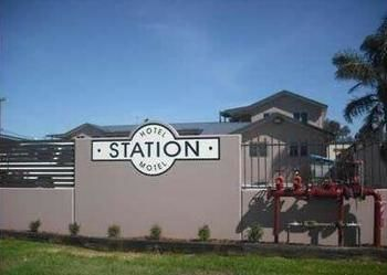 Station Hotel Motel Kurri Kurri - Accommodation Cooktown
