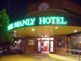Manly Hotel The - Accommodation Cooktown