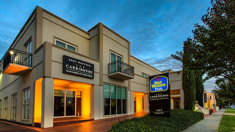 BEST WESTERN PLUS The Carrington - Accommodation Cooktown