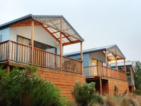 Discovery Holiday Parks Hobart Cosy Cabins - Accommodation Cooktown
