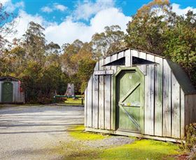 Discovery Holiday Parks Cradle Mountain Cosy Cabins - Accommodation Cooktown