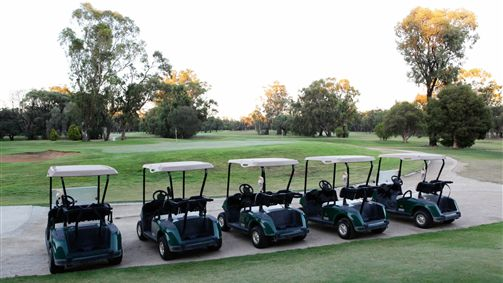 Deniliquin Golf Leisure Resort - Accommodation Cooktown