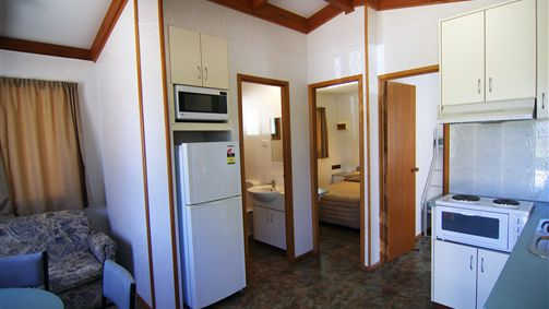 Pental Island Holiday Park - Accommodation Cooktown
