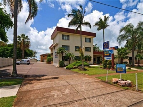 Cleveland Bay Air Motel - Accommodation Cooktown