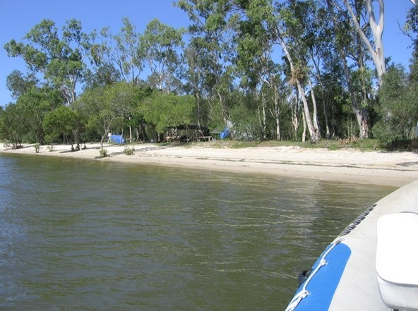 Mission Point Camping Area - Accommodation Cooktown