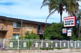 Adamstown Elizabeth Motor Inn - Accommodation Cooktown
