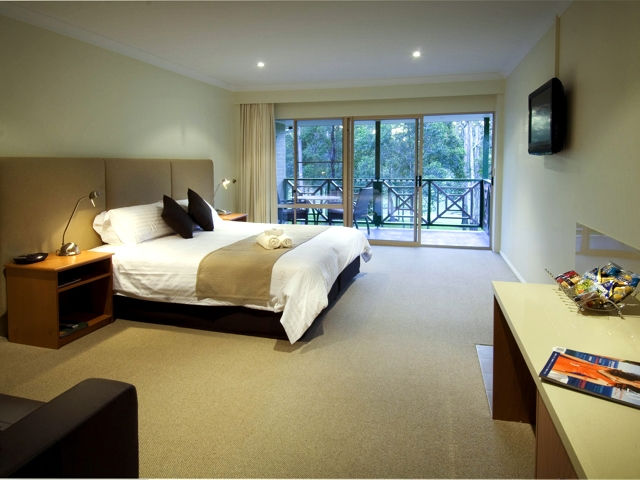 Bonville Golf Resort - Accommodation Cooktown
