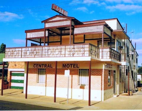 Central Motel - Accommodation Cooktown