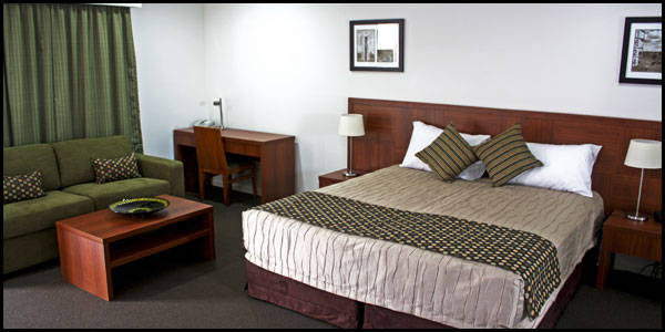 Chinchilla Downtown Motor Inn - Accommodation Cooktown