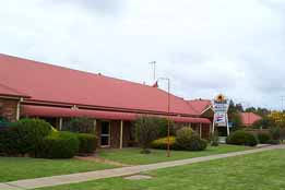 Quality Inn Parkes International - Accommodation Cooktown