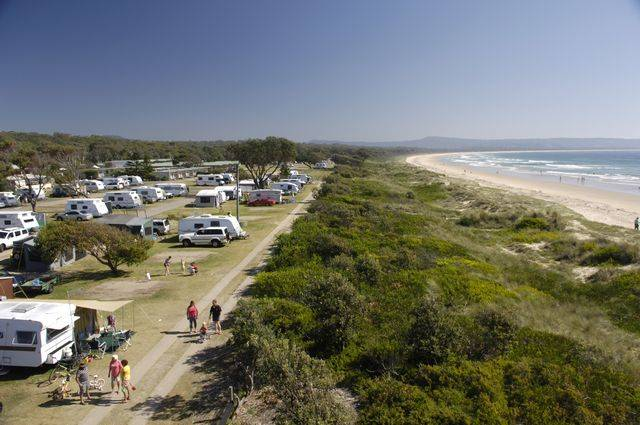 Discovery Holiday Parks - Pambula Beach - Accommodation Cooktown