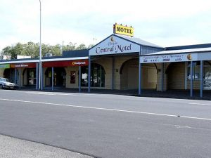 Gin Gin Central Motel - Accommodation Cooktown