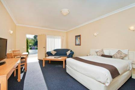Nagambie Waterfront Motel - Accommodation Cooktown