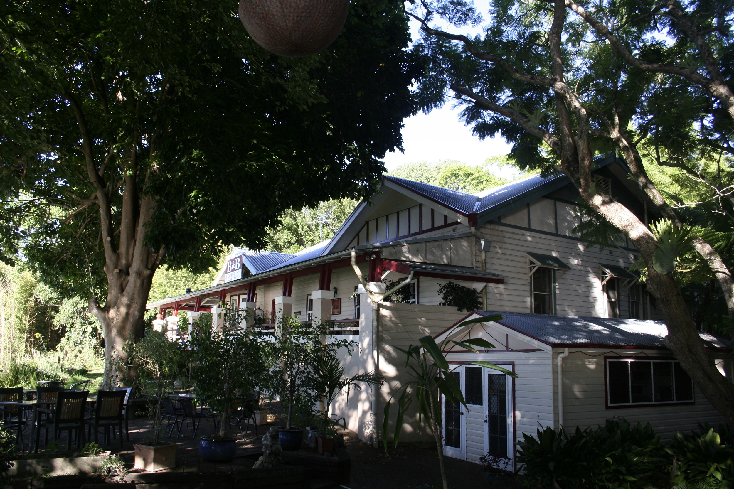 Netherby House - Accommodation Cooktown