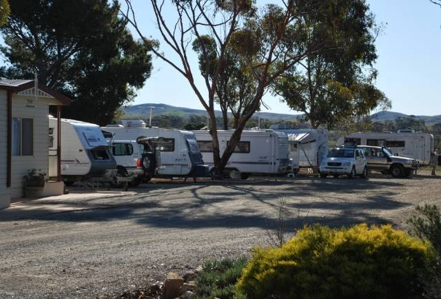 Orroroo Caravan Park - Accommodation Cooktown