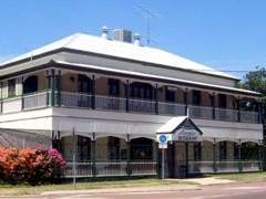 Park Hotel Motel - Accommodation Cooktown