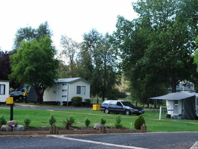 Poplar Caravan Park - Accommodation Cooktown