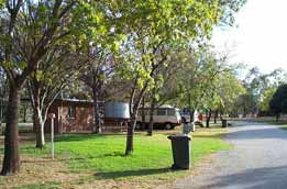 Quambatook Caravan Park - Accommodation Cooktown