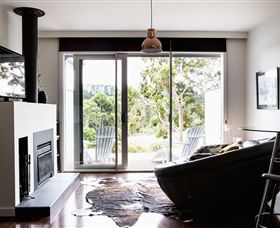 Polperro Winery Luxury Accommodation - Accommodation Cooktown
