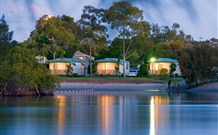 Boyds Bay Holiday Park - South - Accommodation Cooktown