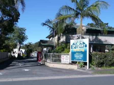 River Retreat Caravan Park - Accommodation Cooktown