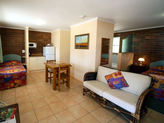 Rubyvale Motel  Holiday Units - Accommodation Cooktown