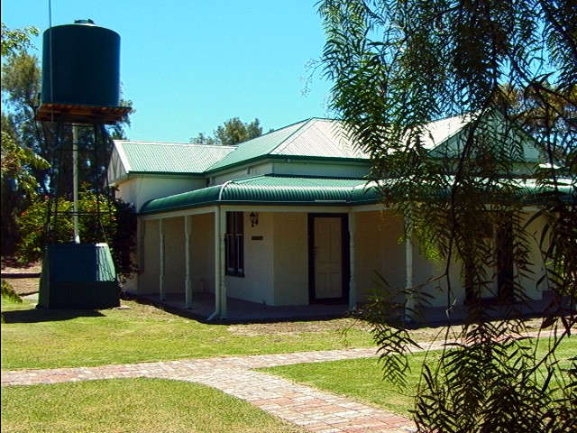 Sylvania Park - Accommodation Cooktown