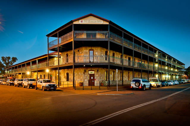 The Esplanade Hotel Port Hedland - Accommodation Cooktown