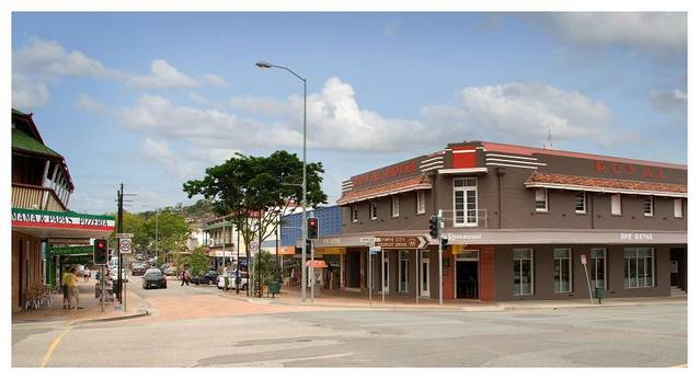 The Royal Hotel - Accommodation Cooktown