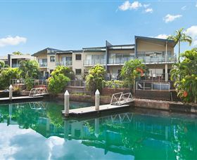 Bay View Luxury Waterfront Villa - Accommodation Cooktown