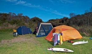 Frazer campground - Accommodation Cooktown
