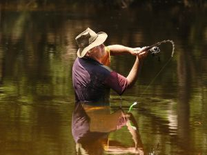 Lochlorian Trout Fishing and Getaway - Accommodation Cooktown