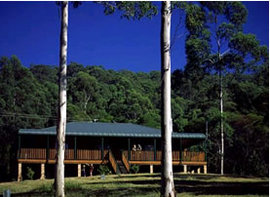 The Barringtons Country Retreat - Accommodation Cooktown