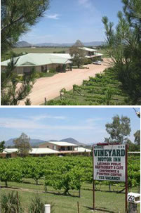 Mudgee Vineyard Motor Inn - Accommodation Cooktown