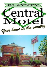 Blayney Central Motel - Accommodation Cooktown