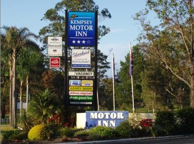 Kempsey Motor Inn - Accommodation Cooktown