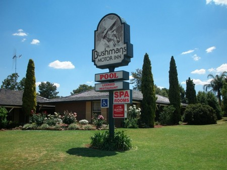 Bushmans Motor Inn - Accommodation Cooktown