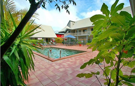 Byron Central Apartments - Accommodation Cooktown