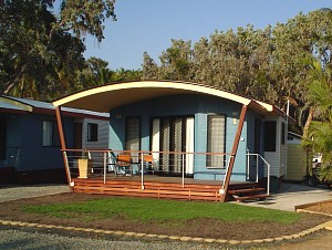 Island View Caravan Park - Accommodation Cooktown
