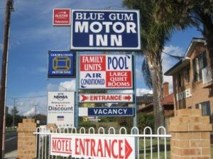 Blue Gum Motor Inn - Accommodation Cooktown