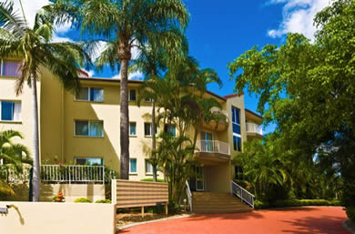 Bayview Waters Apartments - Accommodation Cooktown
