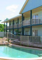 The Shamrock Gardens Motel - Accommodation Cooktown