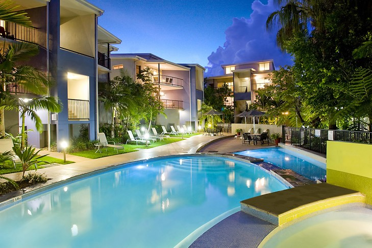 Verano Resort - Accommodation Cooktown