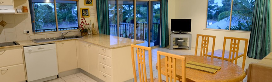 Mission Reef Resort - Accommodation Cooktown