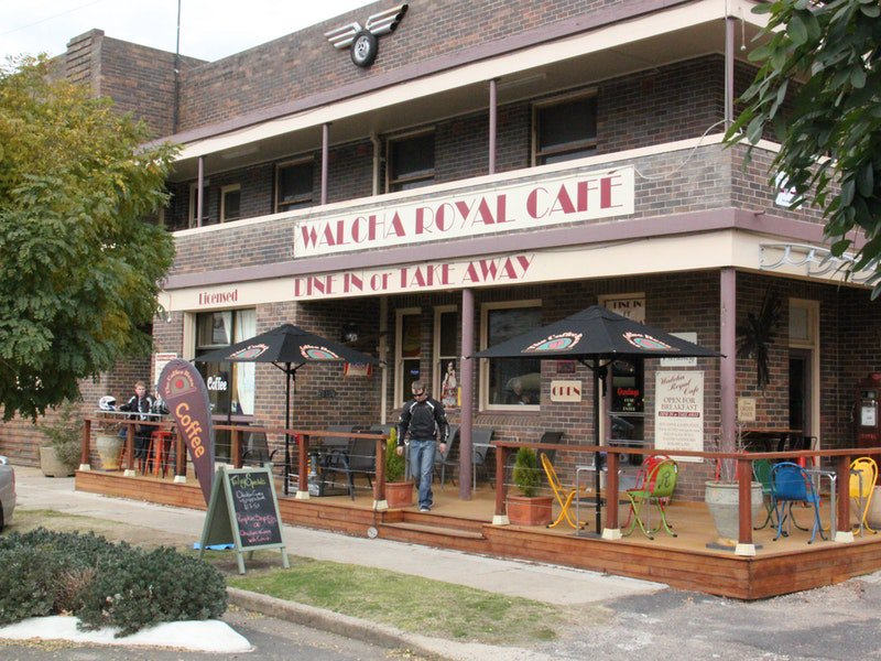 Walcha Royal Cafe and Boutique Accommodation - Accommodation Cooktown