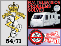 PinkTronix-RV TV Specialist - Accommodation Cooktown
