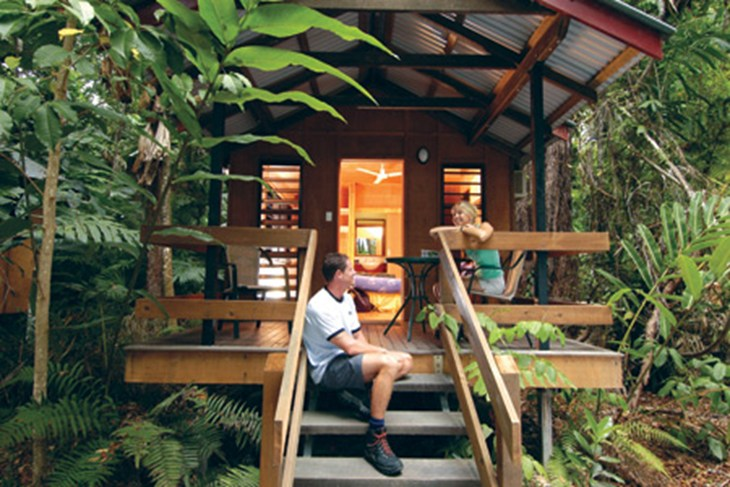 Cape Tribulation  - Accommodation Cooktown